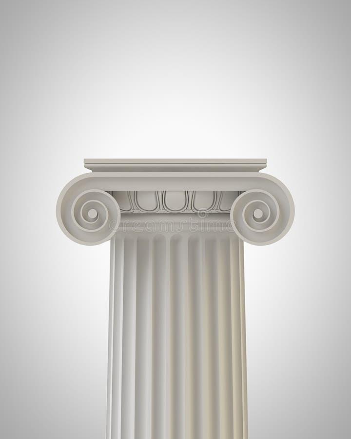 Download Column stock illustration. Illustration of pillar, style - 37803493