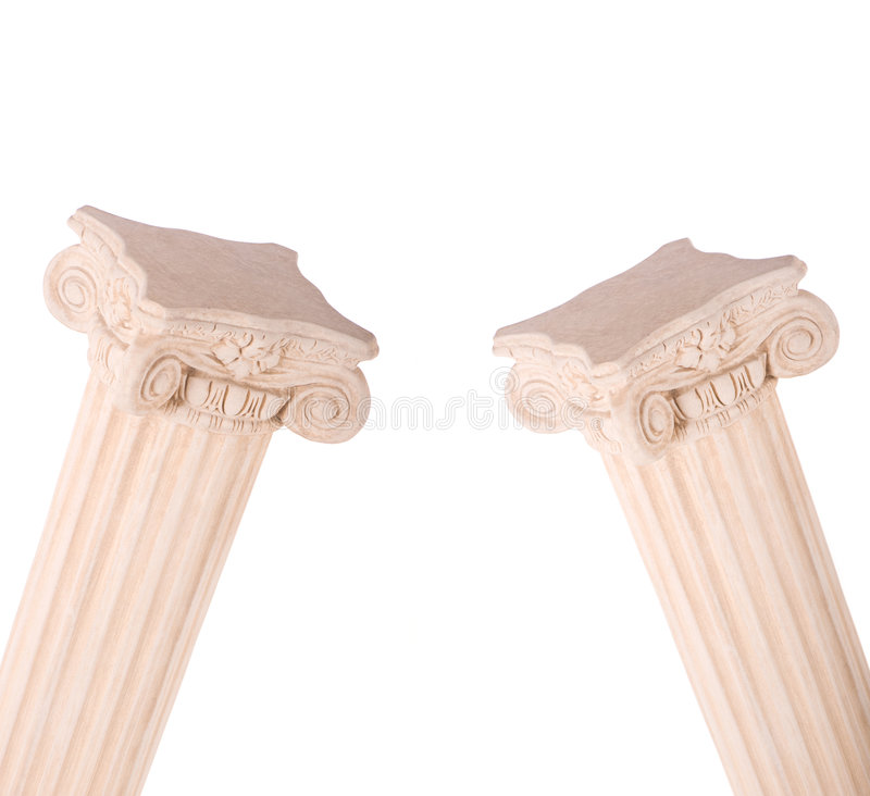 Column stock photography
