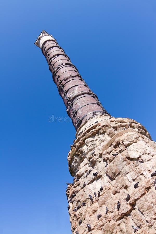 Column of Constantine royalty free stock photos