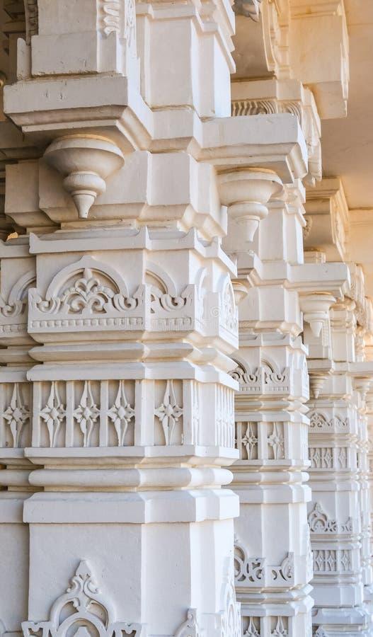 Free Column Details At Hindu Temple Stock Photos - 162828363