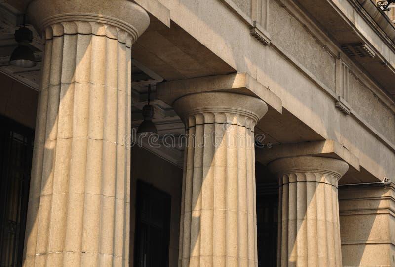 Column fragment royalty free stock photo