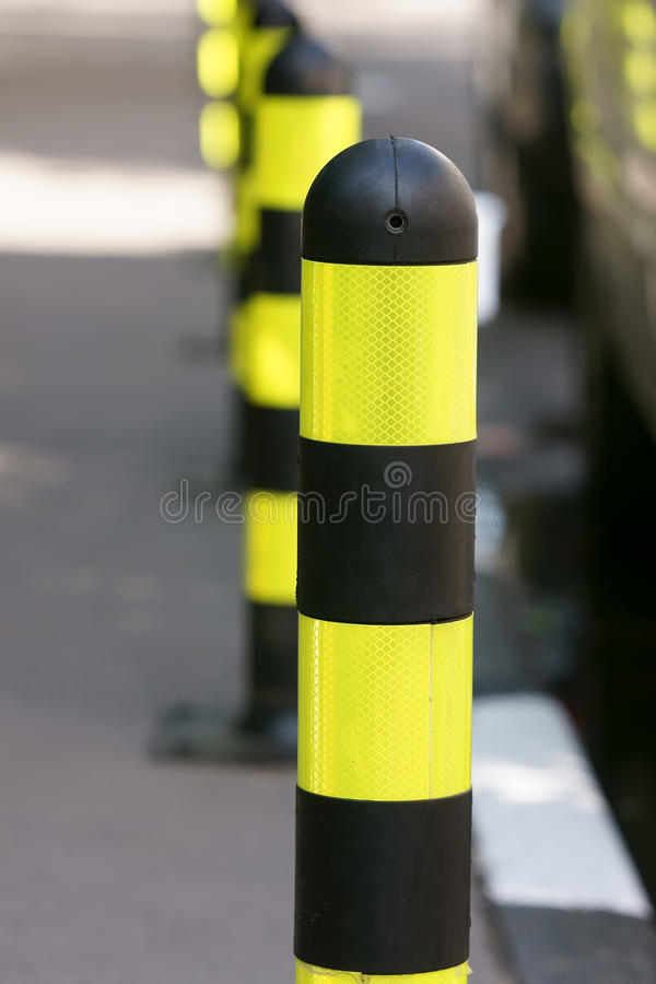 Column The Movement Terminator Royalty Free Stock Images