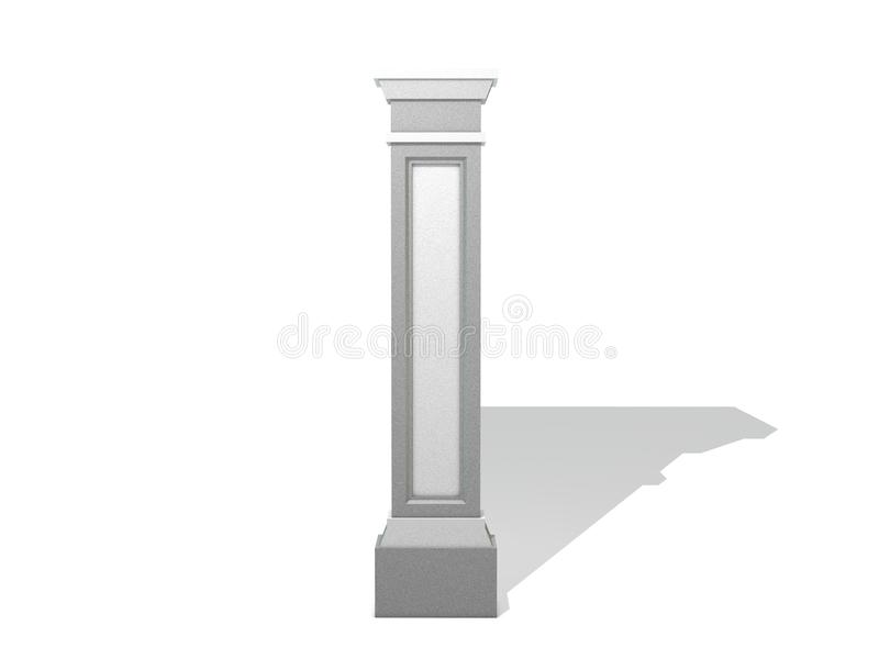 Pilaster 3d Stock Illustrations 110 Pilaster 3d Stock Illustrations Vectors Clipart Dreamstime