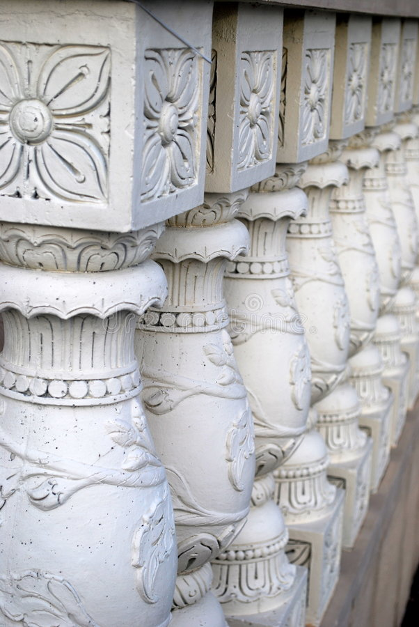 Free Column Rails Stock Photography - 5588202