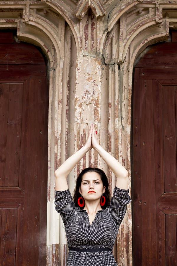 Download Column symmetry stock photo. Image of religion, long - 25012220