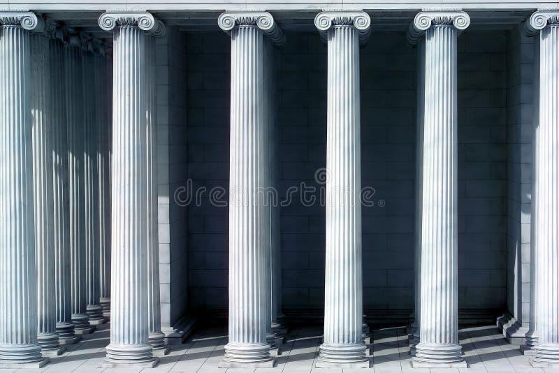 Columna imagen de archivo libre de regalías