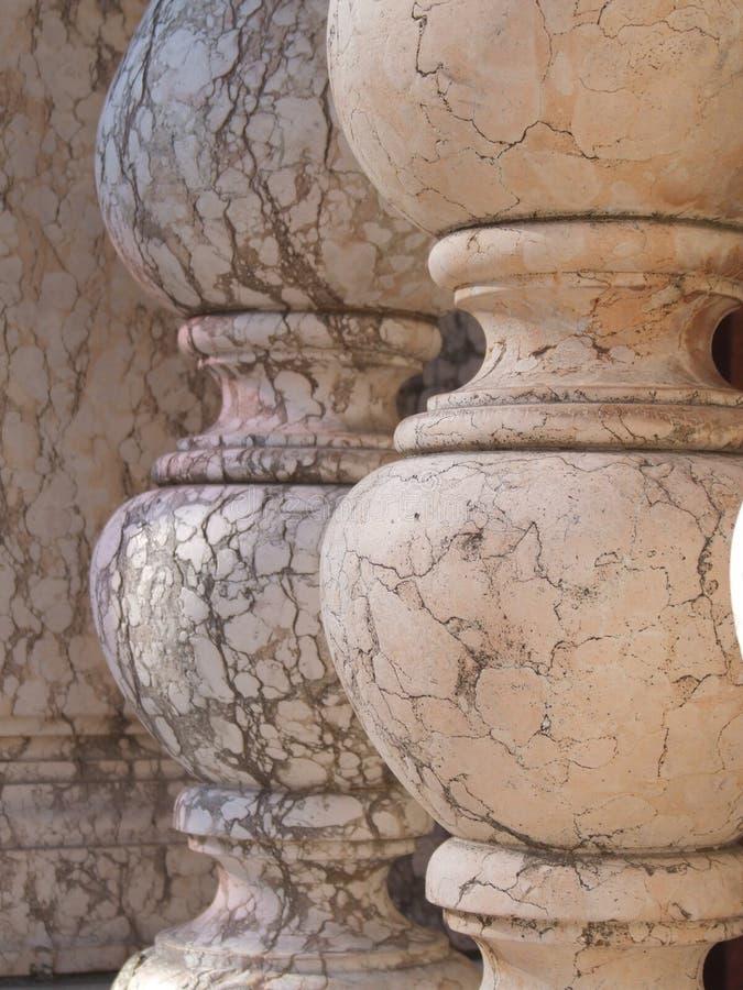 Columna de mármol 1.1 fotografía de archivo