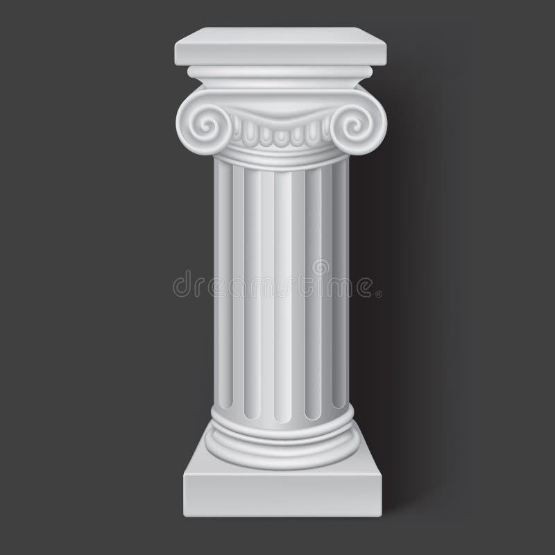 Columna romana libre illustration