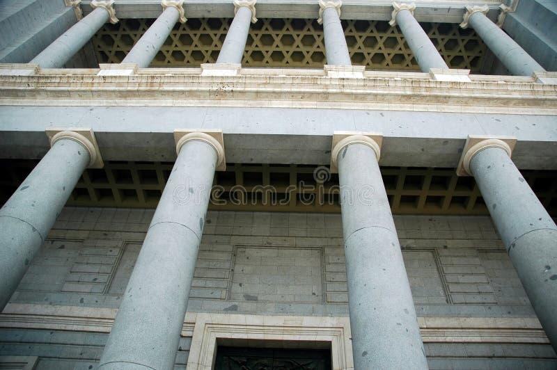 columnar royaltyfri bild