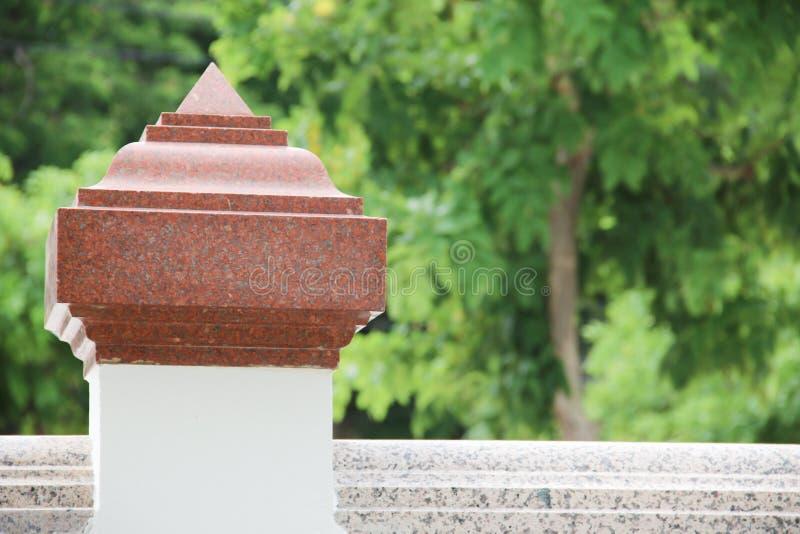 Columnar skarvtempelvägg royaltyfria foton