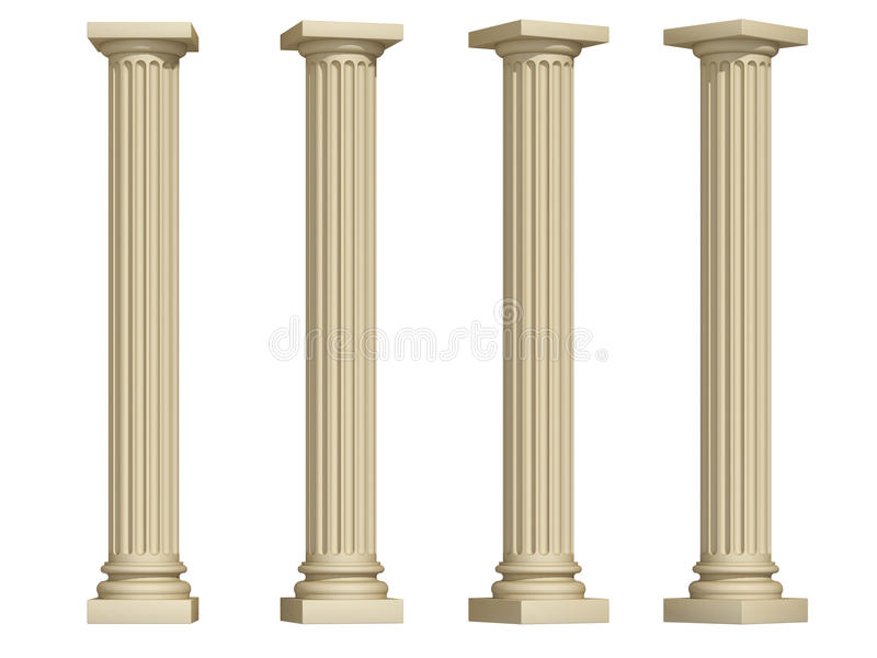 Columnas libre illustration