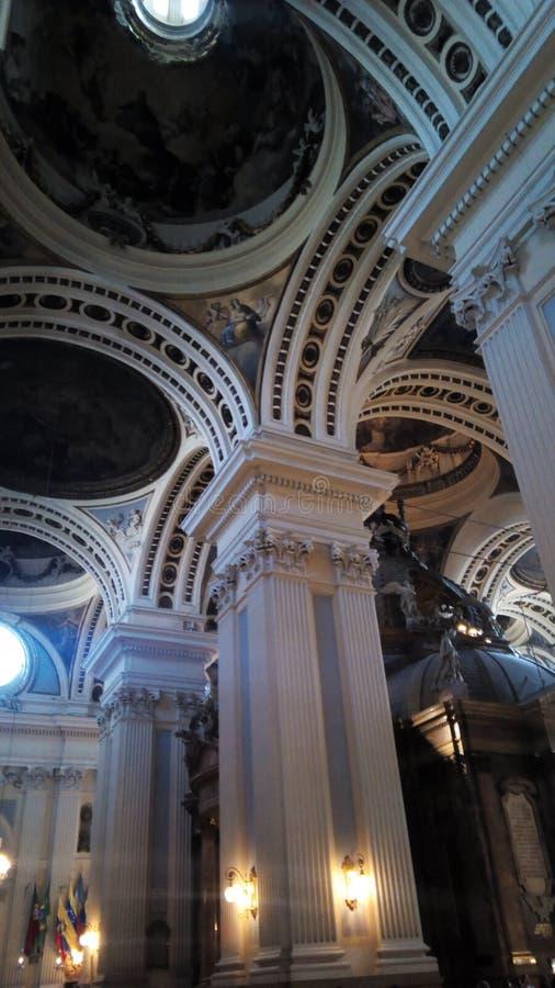 Columnas Religiosas arkivbilder