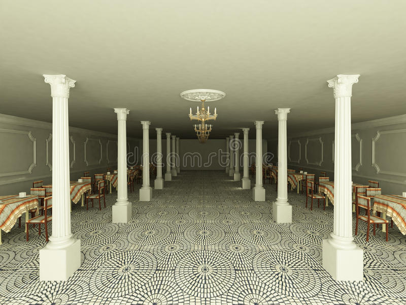 Columns. stock images