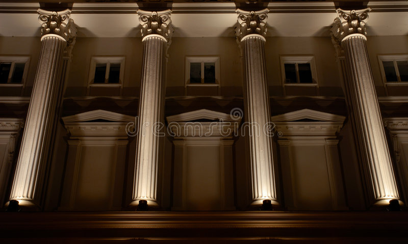 Columns royalty free stock image