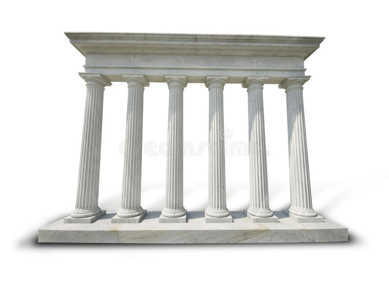 Download Columns stock image. Image of shafts, white, details, columns - 3073013