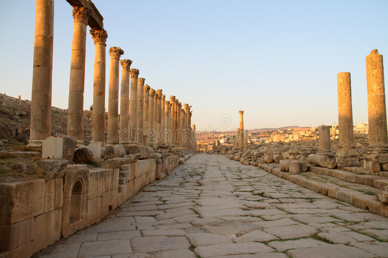 Download Columns stock image. Image of antiquities, ionic, ancient - 4699971