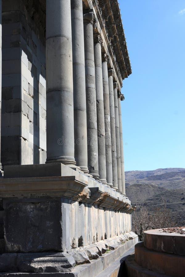 Download Columns of Garni stock photo. Image of scene, scenics - 9152522