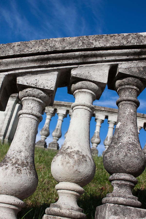 Download Columns of old Ladder stock photo. Image of nobody, exterior - 21586920