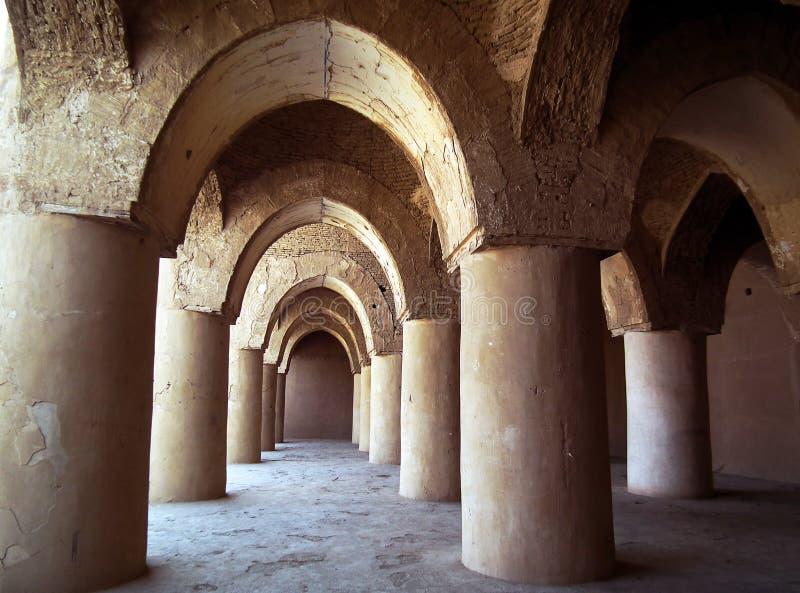 Tarikhaneh Mosque royalty free stock image