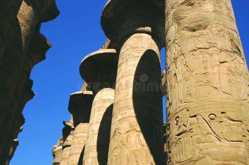 Colums del tempio di Philae