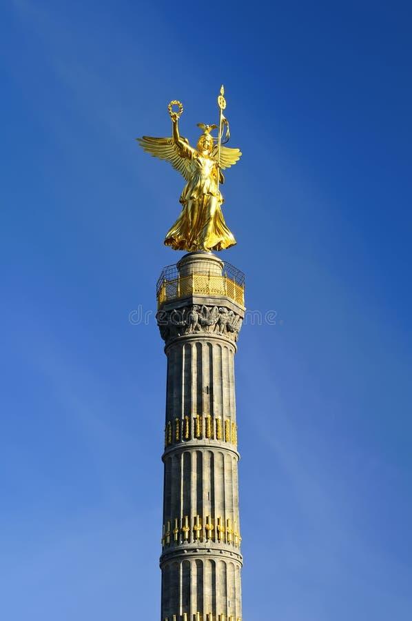 Coluna da vitória, Berlim imagens de stock royalty free