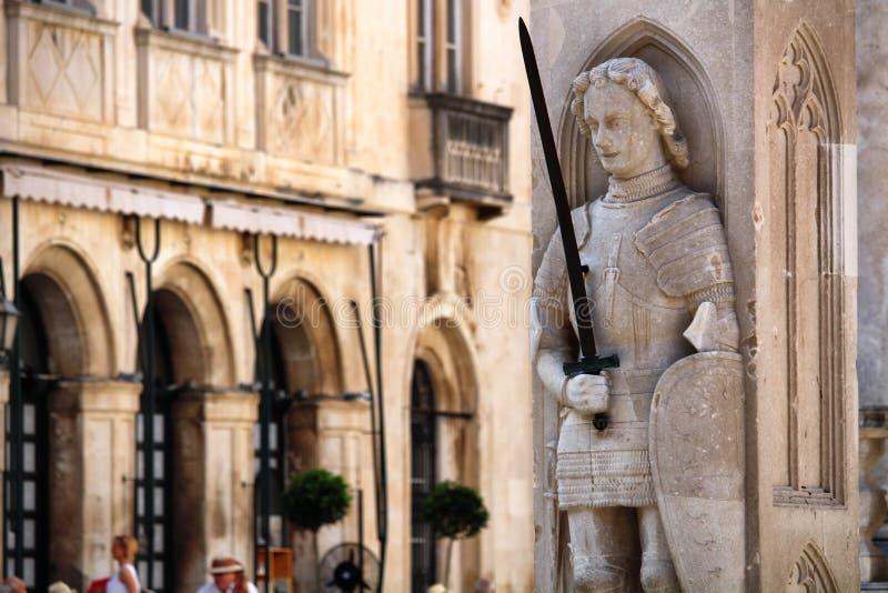 Coluna Dubrovnik do ` s de Orlando foto de stock royalty free