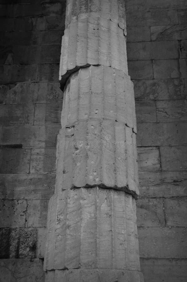Coluna instável imagem de stock royalty free