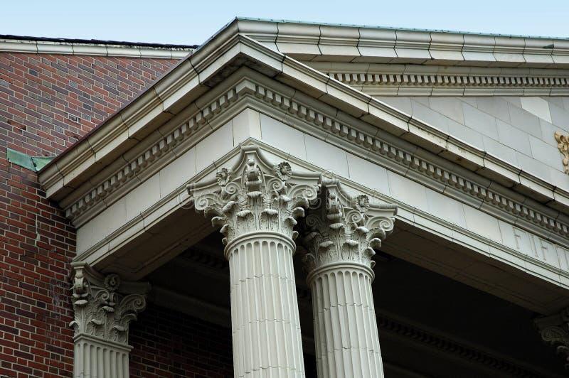 Download Colunas foto de stock. Imagem de legal, estrutura, telhado - 57674
