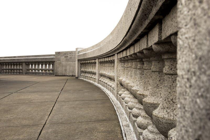 Colunas - Capitólio do estado de Wisconsin em Madison fotografia de stock royalty free