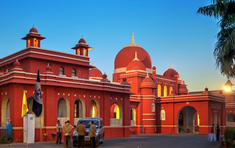 Colvin Taluqdars ` szkoła wyższa, Lucknow obrazy royalty free