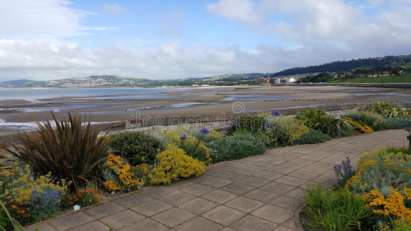 Colwyn bay stock photography
