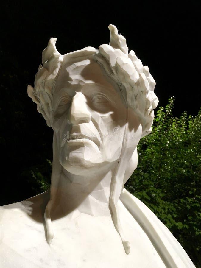 Comédie divine de Dante Alighieri image stock