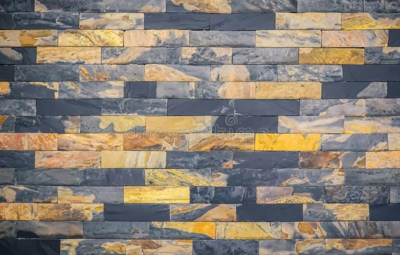 Común linear del entarimado de la pared del fondo de madera inconsútil de la textura, bloques de madera de la decoración, arteson fotografía de archivo libre de regalías