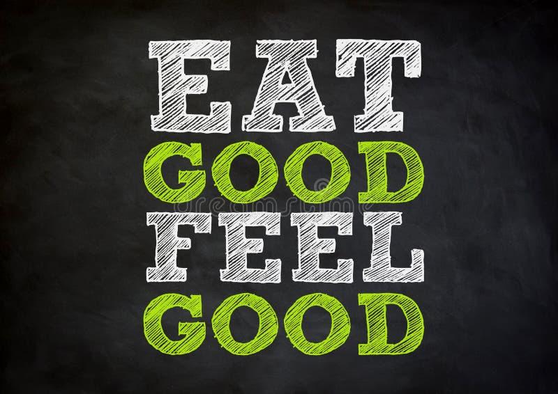 Coma el buen sentir bien libre illustration