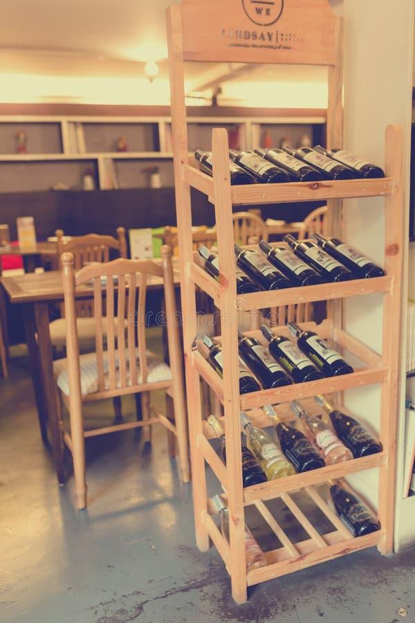 Coma o restaurante/café de Viet Vietnamese imagem de stock royalty free