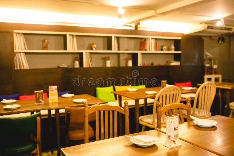 Coma o restaurante/café de Viet Vietnamese imagem de stock