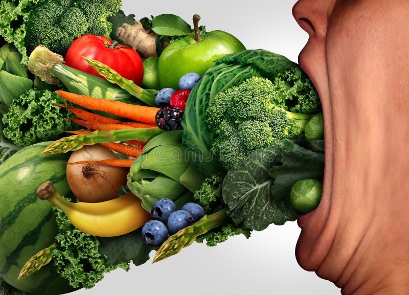 Coma sano libre illustration