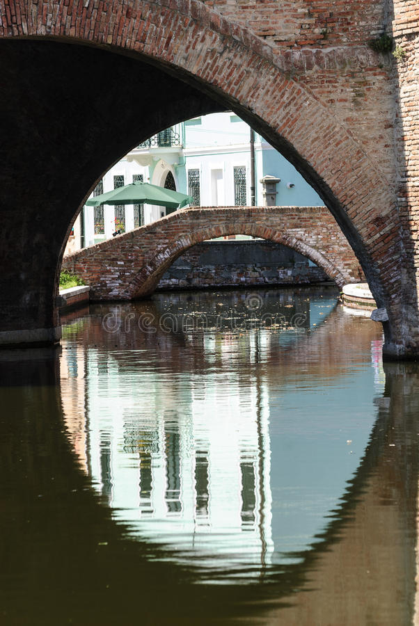 Download Comacchio stock image. Image of romagna, canal, europe - 28593631
