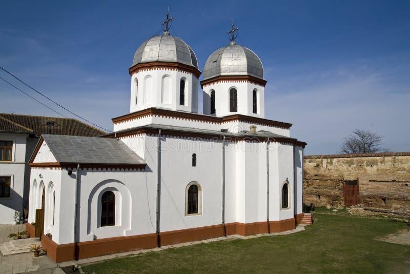 Comana Monastery stock photography