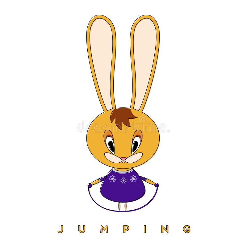 Comba del conejo libre illustration