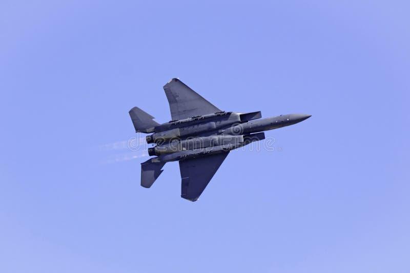 Combatiente de jet foto de archivo
