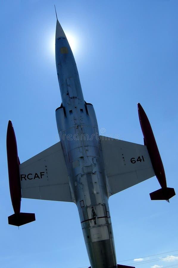 Combatiente de jet del aire. fotos de archivo libres de regalías