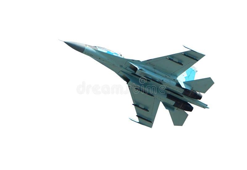 Combatiente de jet Su-27 imagen de archivo