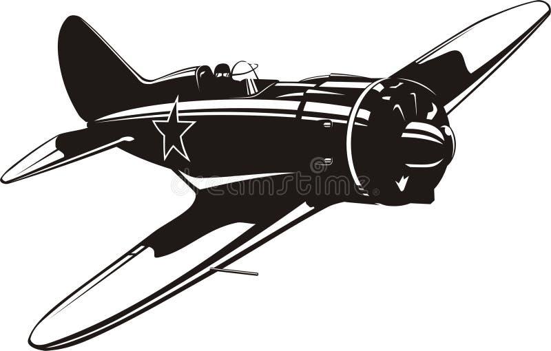 Combatiente I16 libre illustration