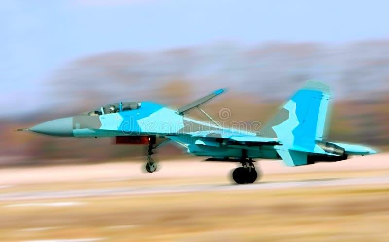 Combatiente Su-34 imágenes de archivo libres de regalías