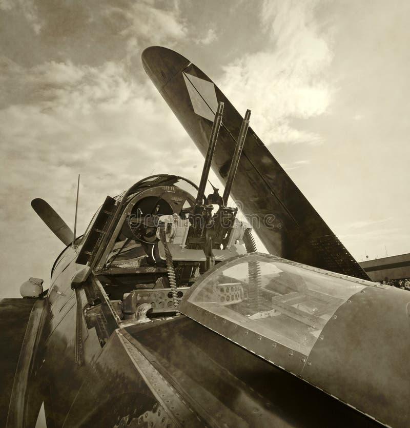 Combatiente viejo de la marina imagen de archivo libre de regalías