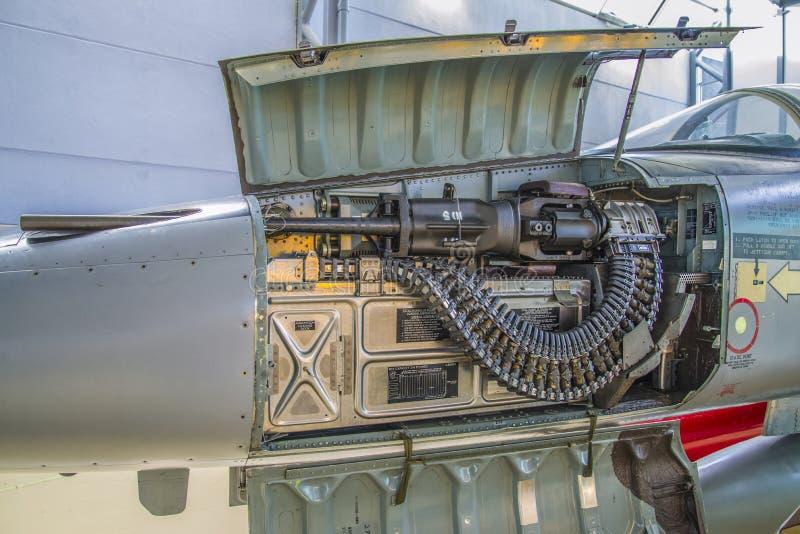 Combattant de liberté de Northrop f-5a image libre de droits