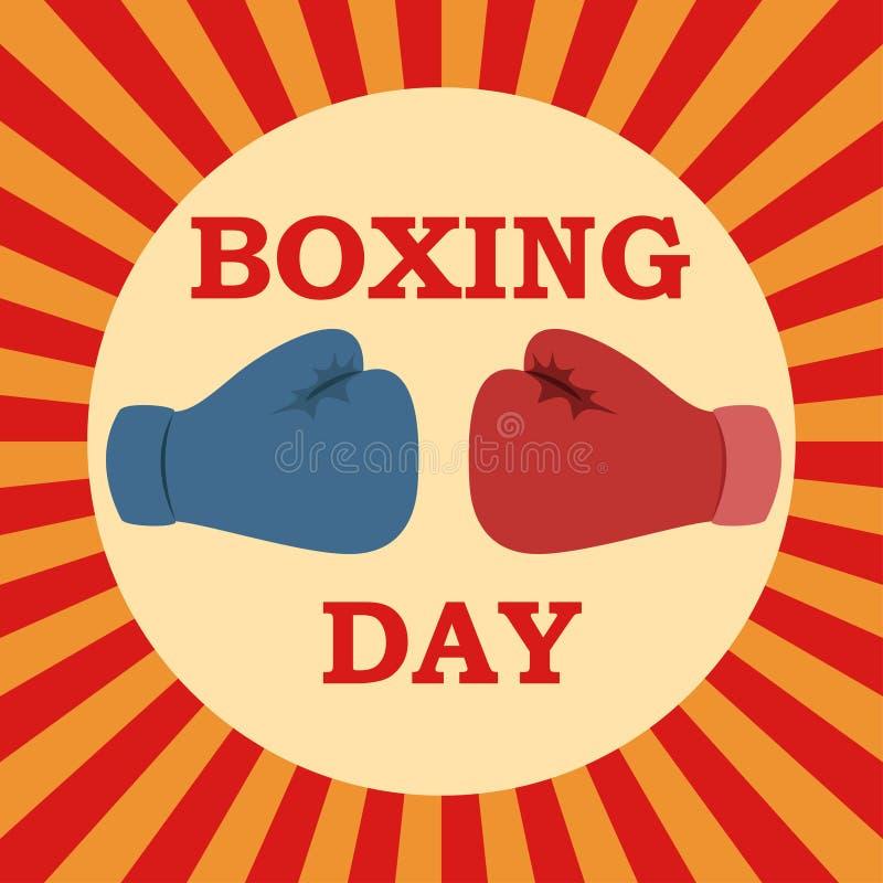 Combattez Muttahida Majlis-e-Amal de nuit, luttant, championnat de boxe de poing pour le calibre de logo d'affiche d'événement de illustration stock
