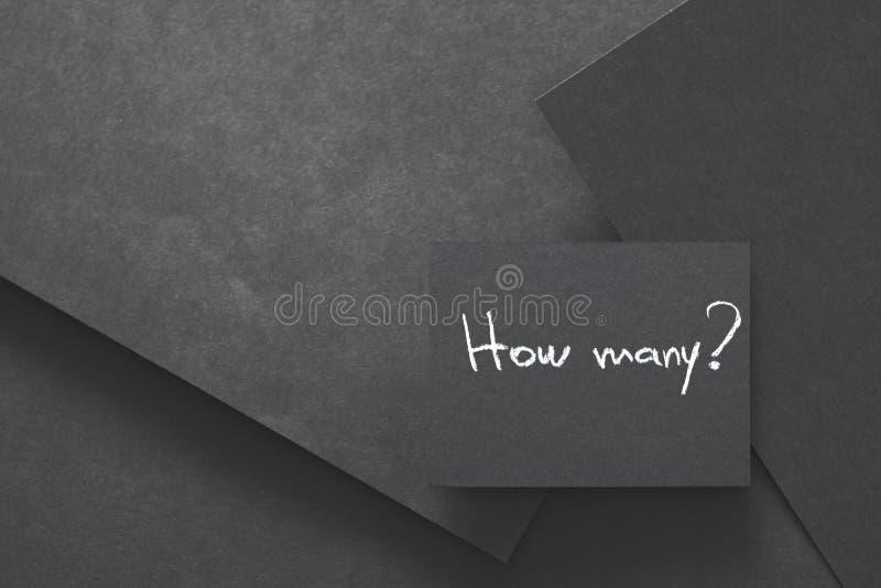 Combien entrevue d'emploi louant le noir de craie d'heure photos stock