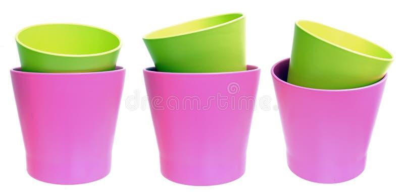 Download Combinatie van vaas stock foto. Afbeelding bestaande uit groen - 29511198